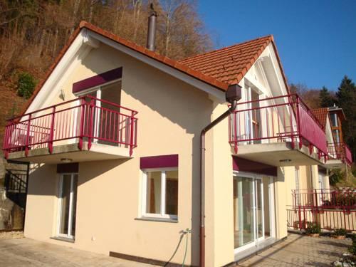Image De Belle Villa tres belle villa jumelle de 5.5 pieces avec vue lac, blonay   rent