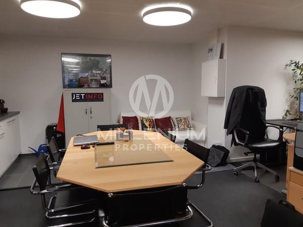 Bureau moderne de 2p à genève centre. genève rent office