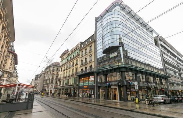Büro 1204 genève mieten rue du port 12 immostreet.ch