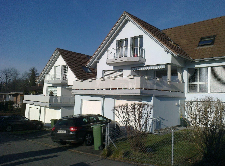 Miete: Doppeleinfamilienhaus mit traumhaufter Aussicht