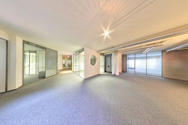 Bureau de 353 m2 proche de la gare cornavin genève büro mieten