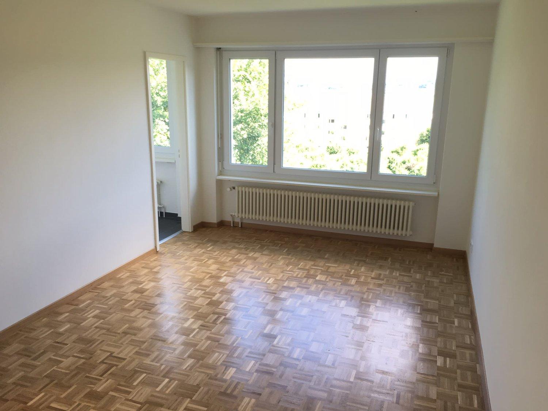 Miete: Wohnung an ruhiger und sonniger Lage