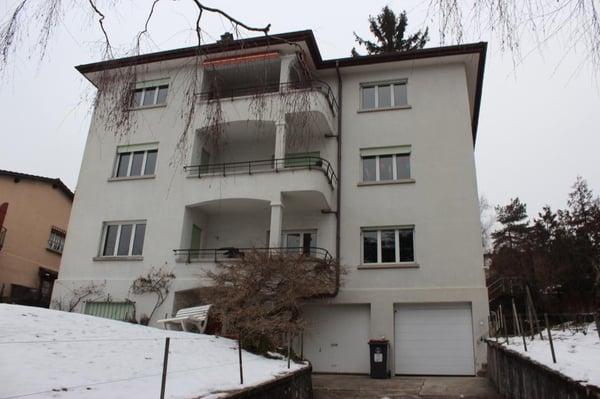 Magnifique appartement de pièces avec vue lac et jardin à pully