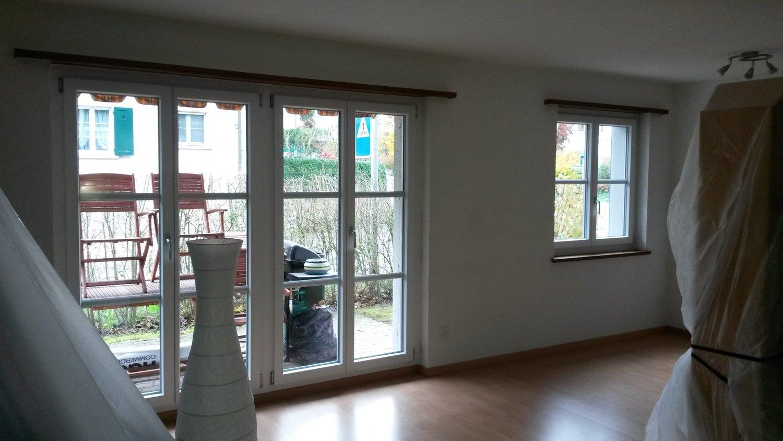 Miete: Schöne Wohnung mit Sitzplatz