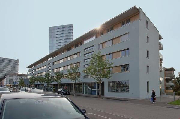 55 Zimmer Wohnung 4133 Pratteln Mieten Güterstrasse 9 Immostreetch