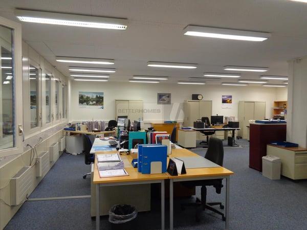 Bureau modulable avec open space au centre genève rent office