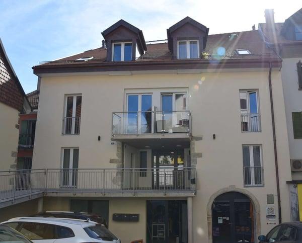 Superbe appartement moderne avec mezzanine, Cossonay-Ville ...