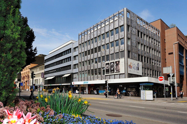 Miete: Gewerbe im City-Märt Aarau