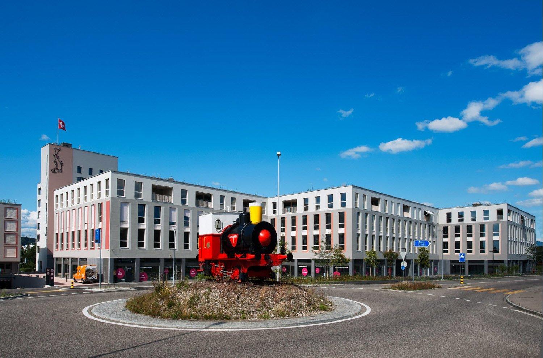 Miete: attraktive Büro mit Rheinsicht