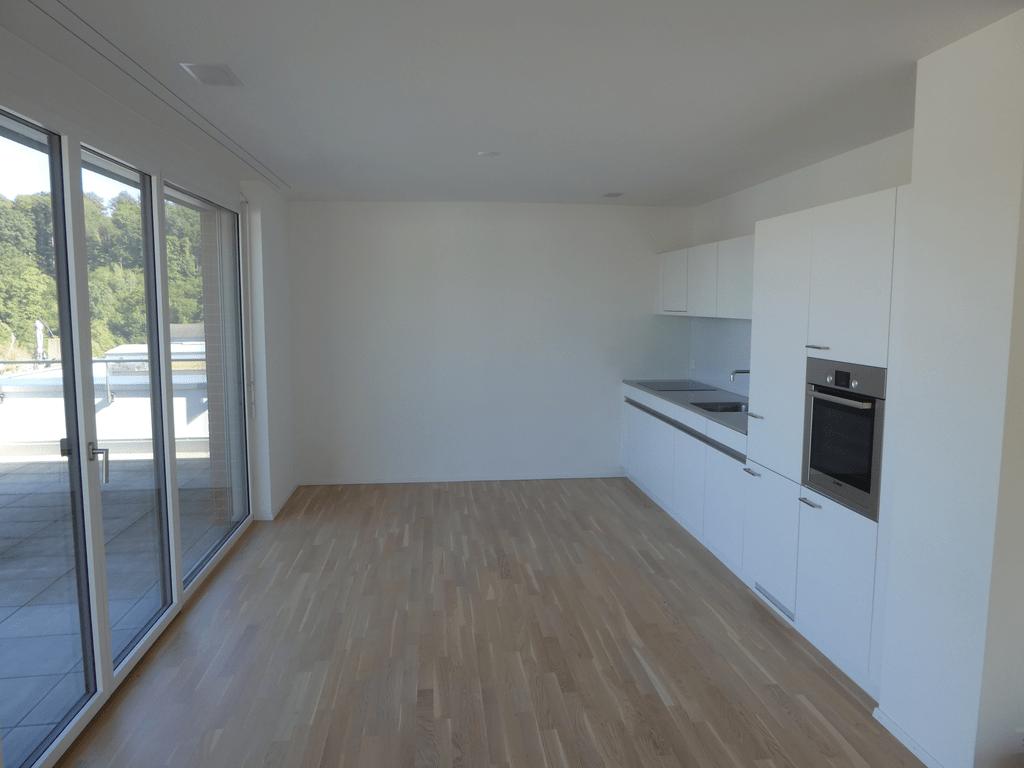 Miete: moderne und komfortable Attika-Wohnung