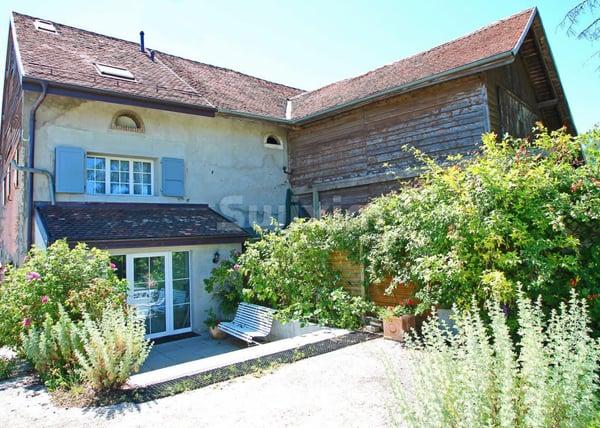 Maison de village entièrement rénovée avec terrasse et ...