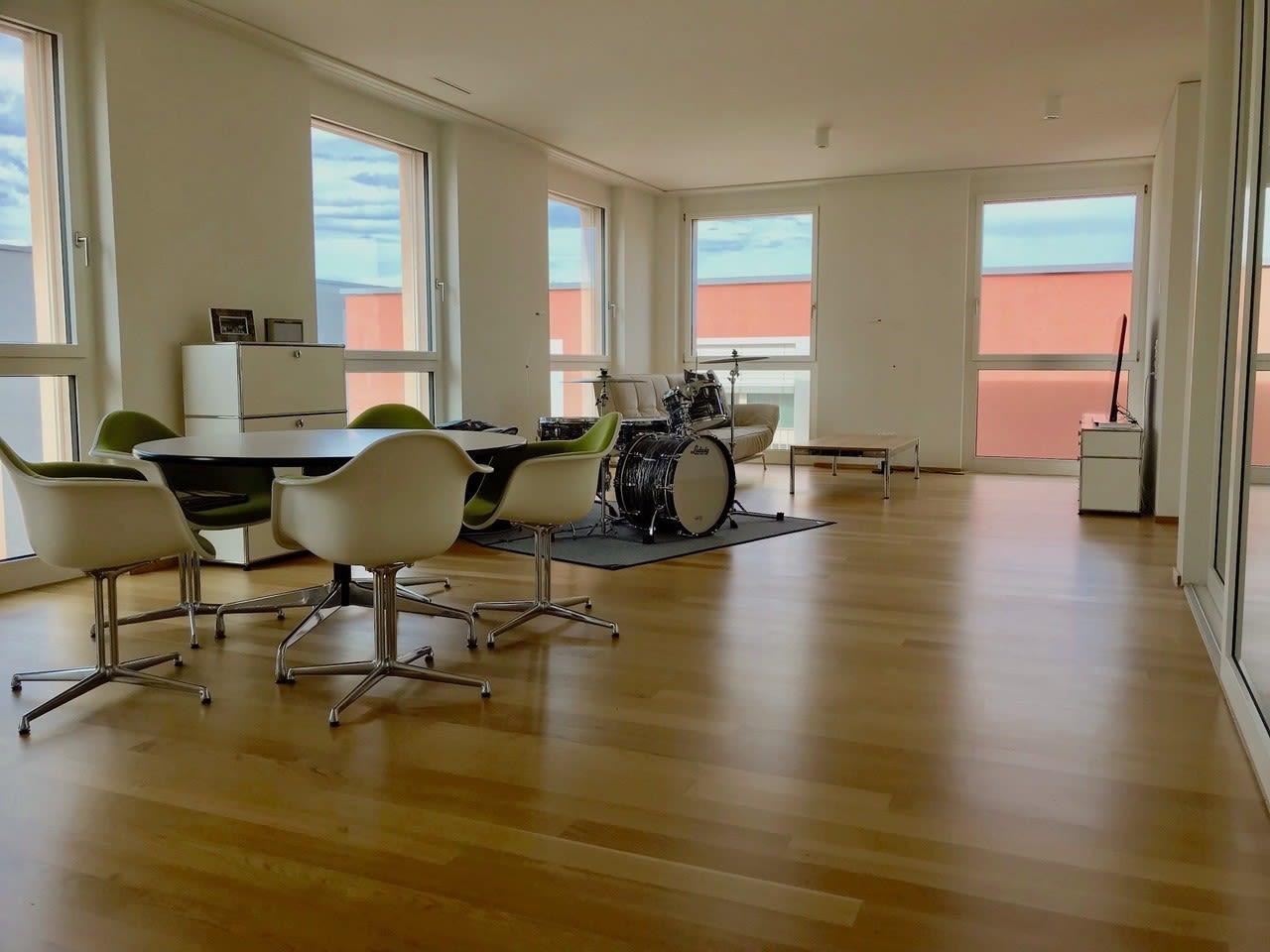 Miete: moderne Wohnung im Minergie-Standard
