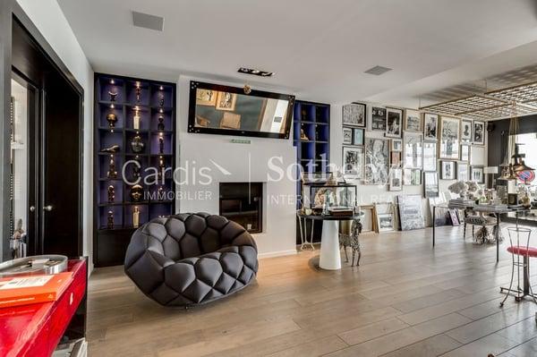 Superbe appartement avec vue époustouflante, Genève | Wohnung kaufen ...