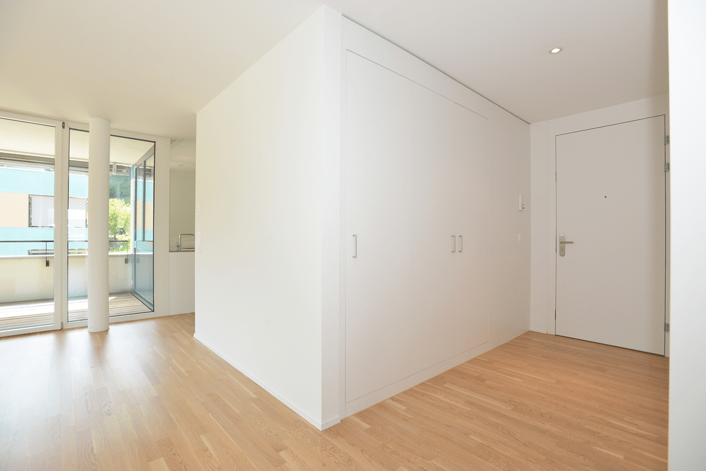 Miete: moderne und komfortable Wohnung