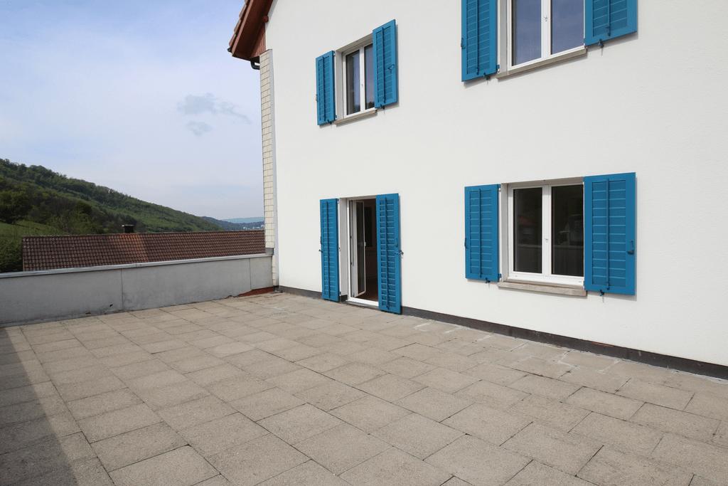 Miete: Wohnung mit Weitsicht auf Baden