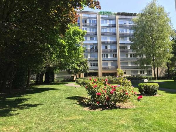 Studio en rez-de-jardin à Champel, Genève   acheter Appartement ...