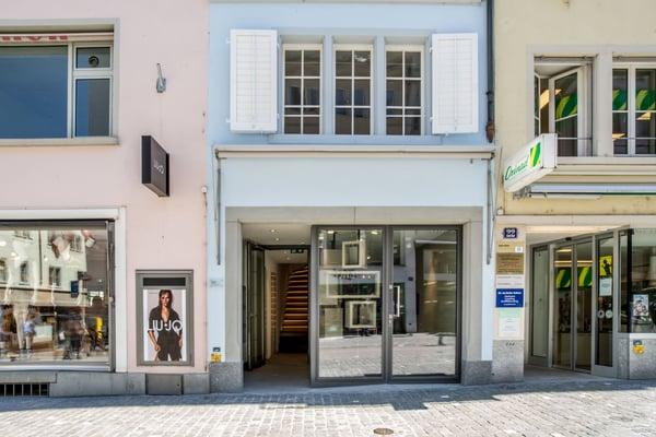 Gewerbeobjekt Mieten Zürich Gewerbefläche Mieten Homegatech