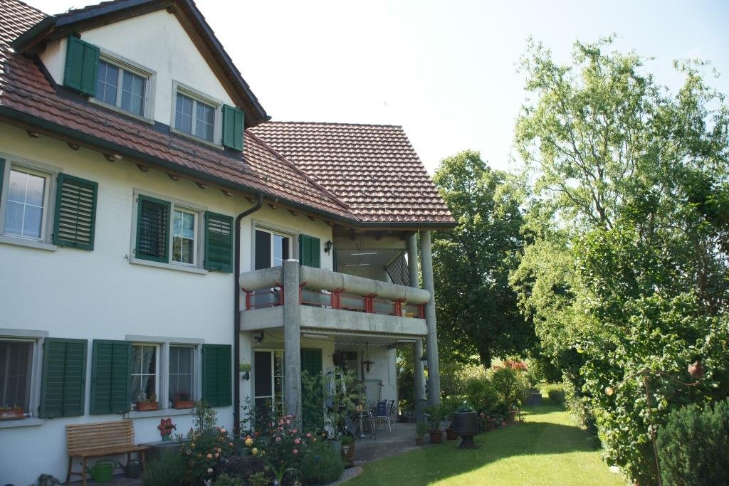 Verkauf: Eigentumswohnung, Blick ins Grüne
