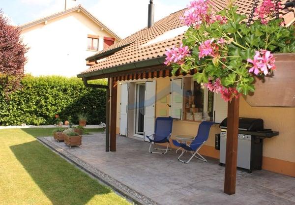 Maison individuelle de 5.5 pièces avec terrasse et beau ...