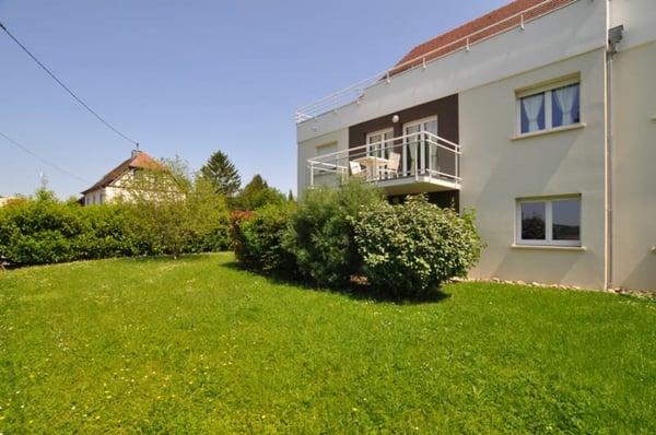 Dpt Haut-Rhin (68), à vendre MICHELBACH LE HAUT, bel appartement T3