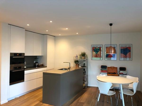 Moderne Wohnung im Eigentumsstandart mit grosser Terrasse und En-Suite  Badezimmer