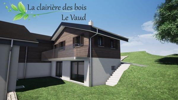 La Clairière des bois - villa C neuve sur splendide terrain verdoyant