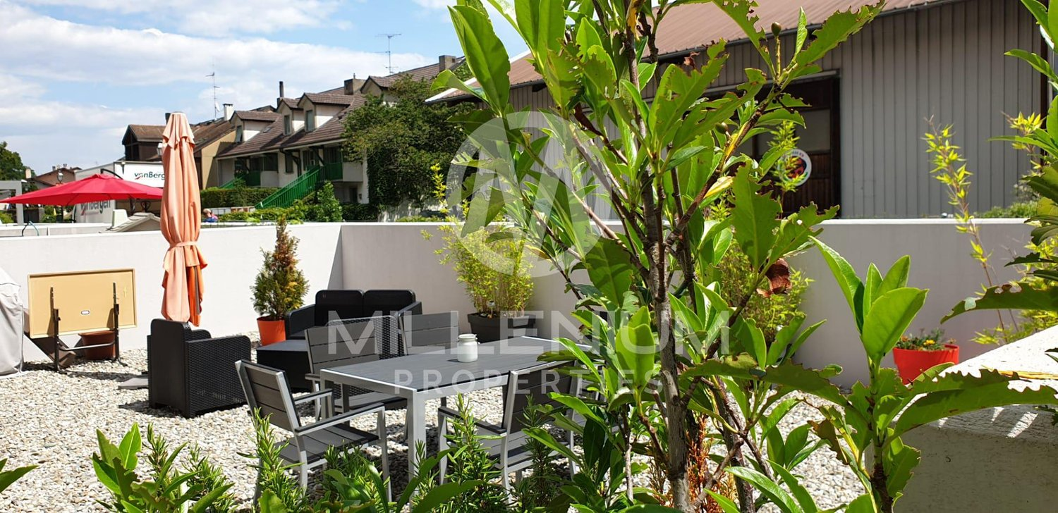 Already seen? Appartement moderne en Rez de jardin, Chancy