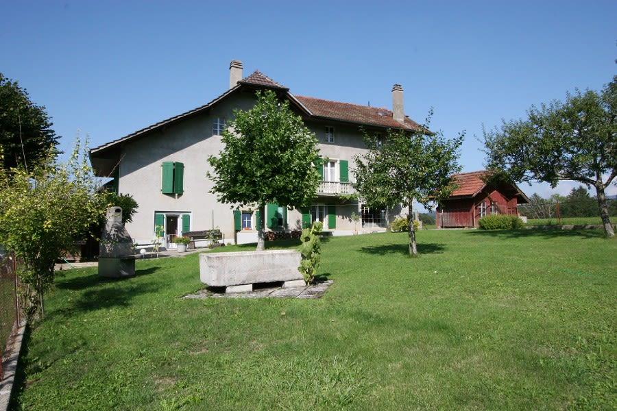 4-Zimmer Bauernhaus 1607 Palézieux-Village kaufen ...