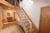 Vorplatz und Treppe ins Dachgeschoss