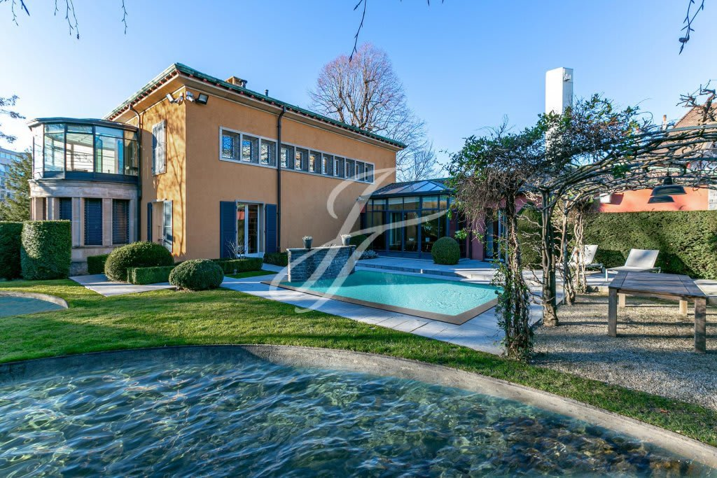 10-Pieces Maison individuelle 1206 Genève acheter ...